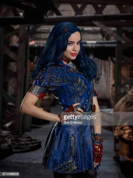 DESCENDANTS 2 Disney Channel's original movie 'Descendants 2' stars Sofia Carson as Evie