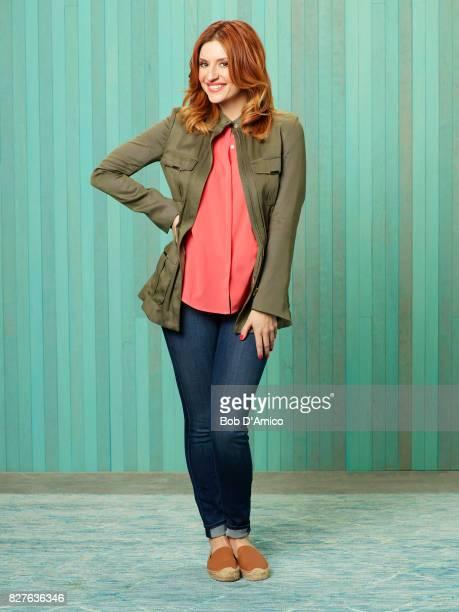 S HOME Disney Channel's 'Raven's Home' stars Anneliese van Der Pol as Chelsea Daniels ANNELIESE