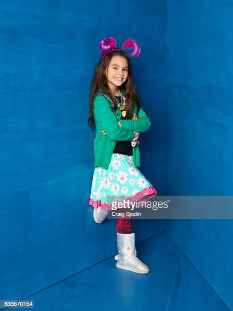 MIDDLE Disney Channel's 'Stuck in the Middle' stars Ariana Greenblatt as Daphne Diaz