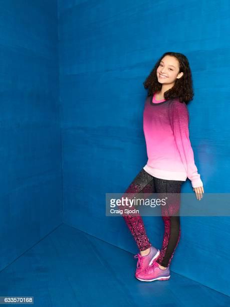MIDDLE Disney Channel's 'Stuck in the Middle' stars Kayla Maisonet as Georgie Diaz