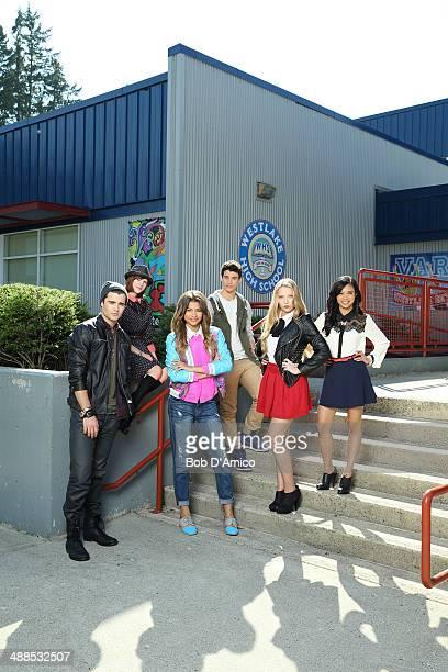 ZAPPED Disney Channel's 'Zapped' stars Spencer Boldman as Jackson Chanelle Peloso as Rachel Zendaya as Zoey Adam DiMarco as Adam Emilia McCarthy as...
