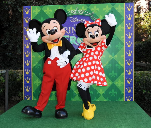 Disney Characters Mickey Stock Photos And Pictures