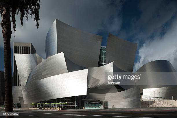 Disney Concert Hall in L.A. by Frank Gehry.