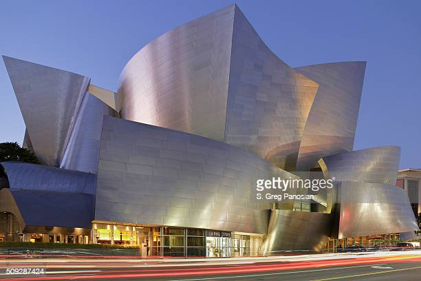 Disney Concert Hall - Los Angeles
