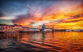 A Disney Sunset
