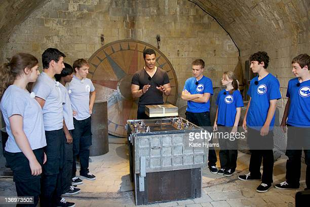 CHALLENGE Disney XD will premiere a new cycle of 'Fort Boyard Ultimate Challenge' the reality adventure series where 24 teens from the United States...