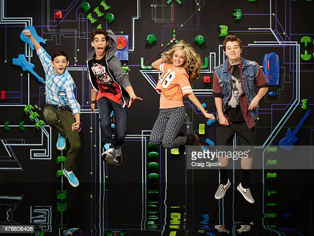 S GUIDE TO PRETTY MUCH EVERYTHING Disney XD's 'Gamer's Guide to Pretty Much Everything' stars Felix Avitia as Franklin Cameron Boyce as Conor Sophie...