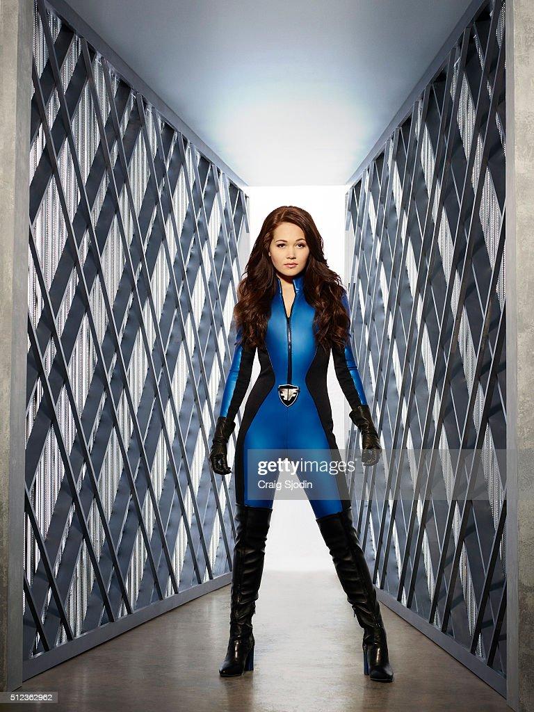 Elite Force' stars Kelli Berglund as Bree. Show more