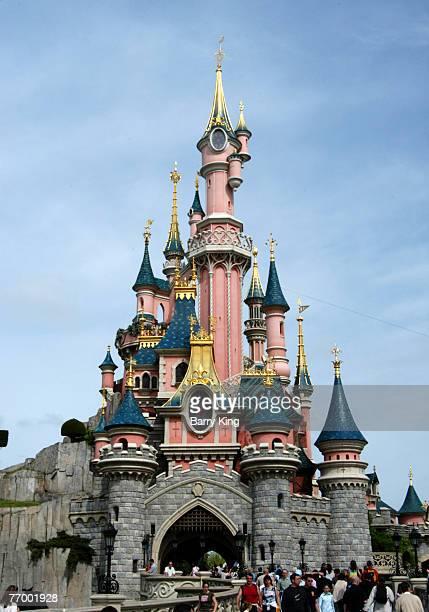 Disneyland Paris in Paris France