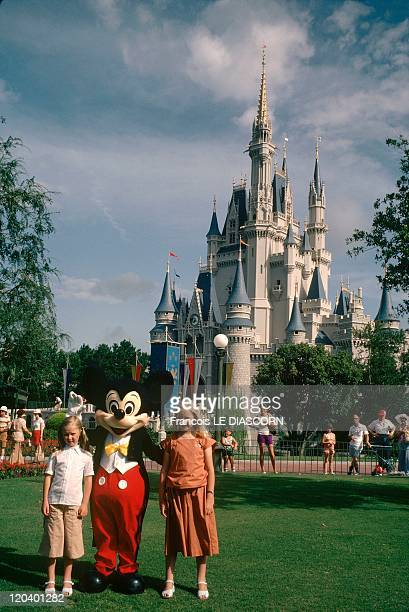 Disneyworld In Florida United States Fantasyland