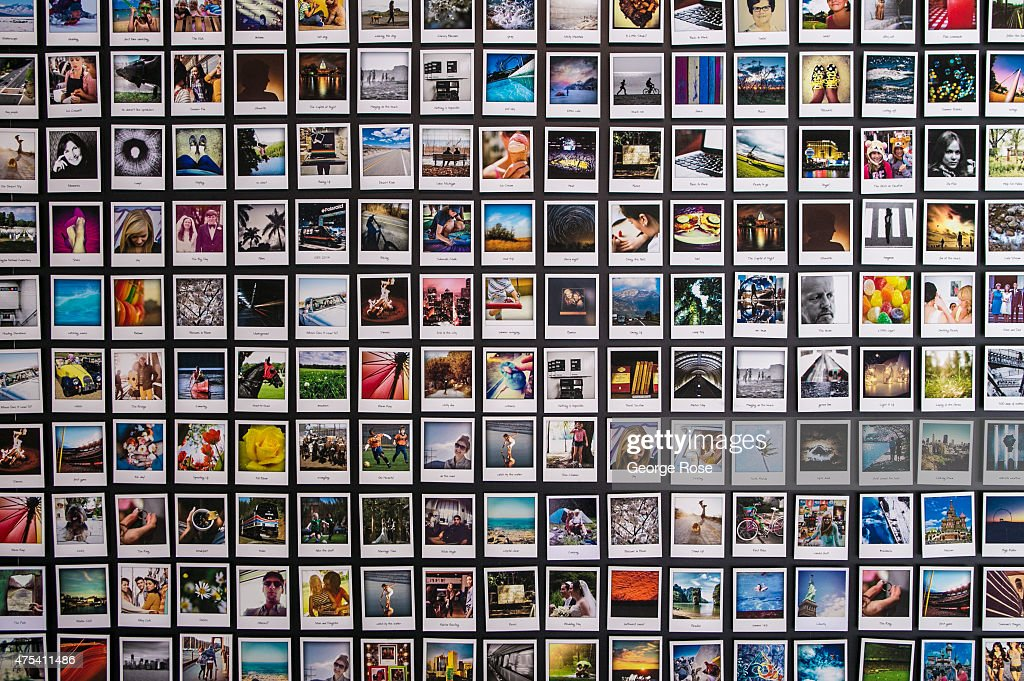 A display at the Polaroid Store & Museum at The LINQ Promenade is viewed on May 19, 2015 in Las Vegas, Nevada. Tourism in America's 'Sin City' has, within the past year, made a major comeback following the Great Recession with visitors filling the hotels, restaurants, and casinos in record numbers.
