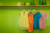 Display in clothing store
