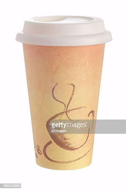使い捨てコーヒーカップ