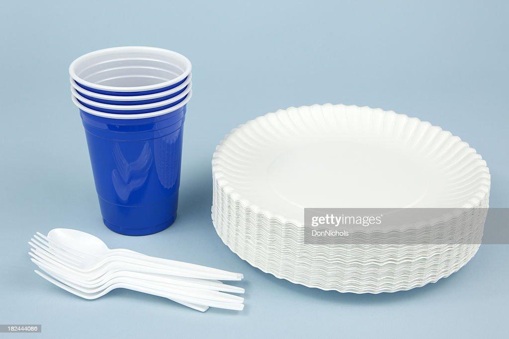 Disposable Dishware