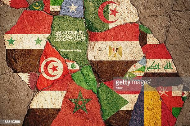 Disruption of Arab Nations