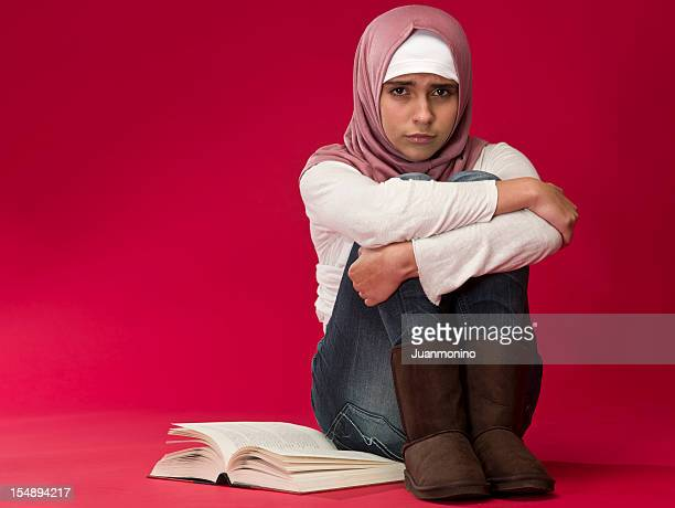 Dissapointed Muslim girl