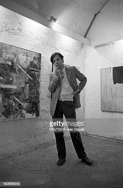 Rental Of Paintings Paris 28 Septembre 1967 Patrick MAURISSON directeur de la DACDiffusion de l'Art Contemporain entreprise strictement commerciale...