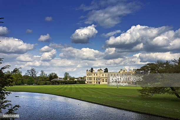 Distant view of the early 17thcentury country house at Audley End