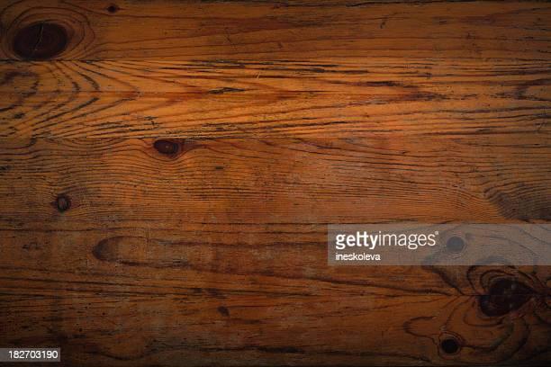 Deteriorado fondo de madera