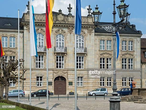 Bezirk Regierung Oberfranken in der Stadt Bayreuth