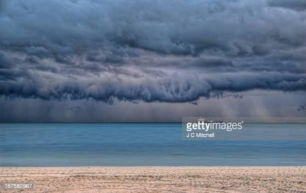 Rye Bay Sand Or Pebble Beach