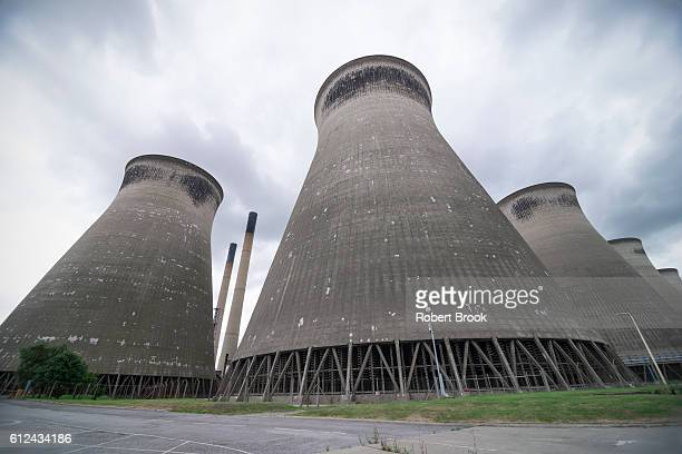 Disused Cooling towers