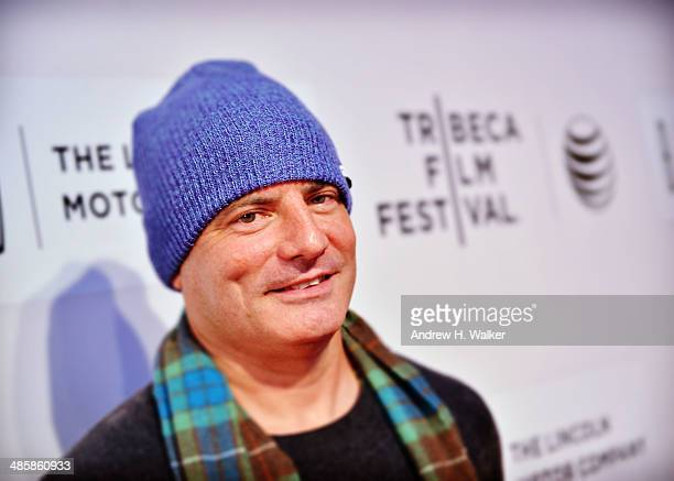 Dito Montiel attends the 'Boulevard' Premiere during the 2014 Tribeca Film Festival on April 20 2014 in New York City