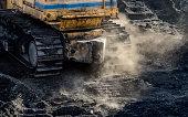 Ditry job, industrial, ecological problem, mud, trucks