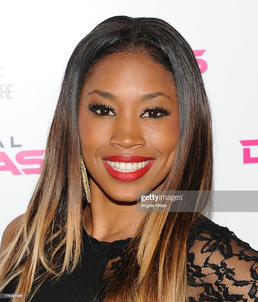 Diva Cameron of Total Divas attends the WWE SummerSlam press conference at Beverly Hills Hotel on August 13, 2013 in Beverly Hills, California.