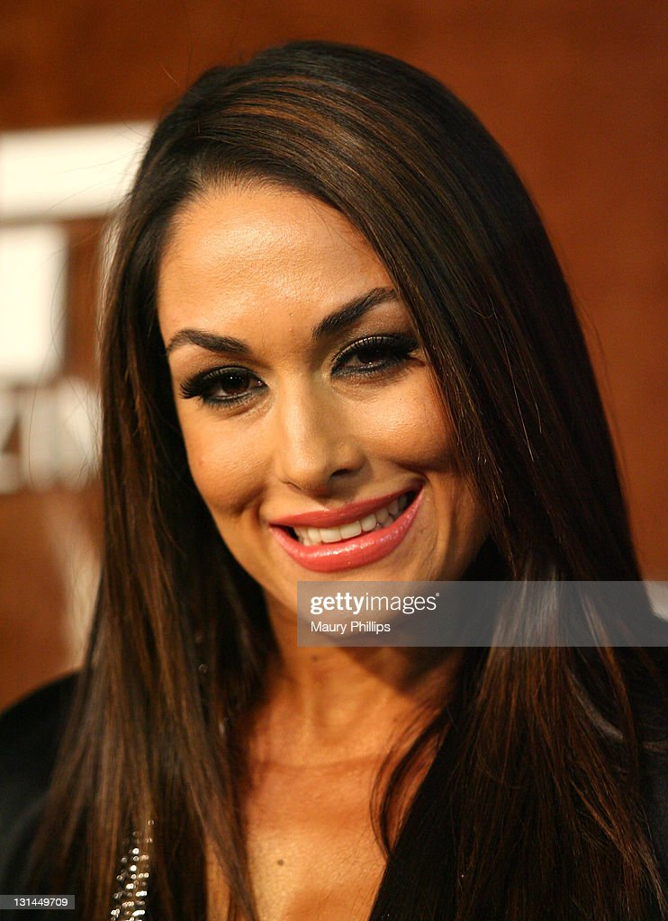 The magazine next party red carpet getty images - Diva nikki bella ...