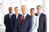 Diverse Business Team