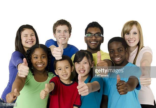 Diversidade crianças