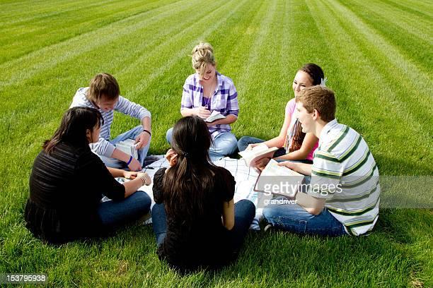 Diversité ethnique groupe Étudier