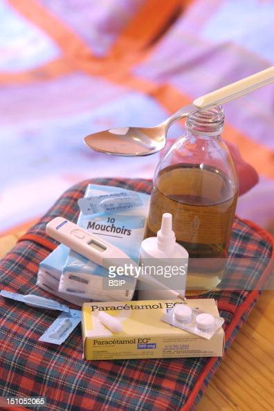 Diverse Medications To Treat Colds And Flu