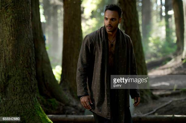 THE MAGICIANS 'Divine Elimination' Episode 203 Pictured Arjun Gupta as Penny