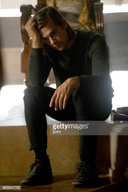 THE MAGICIANS 'Divine Elimination' Episode 203 Pictured Jason Ralph as Quentin