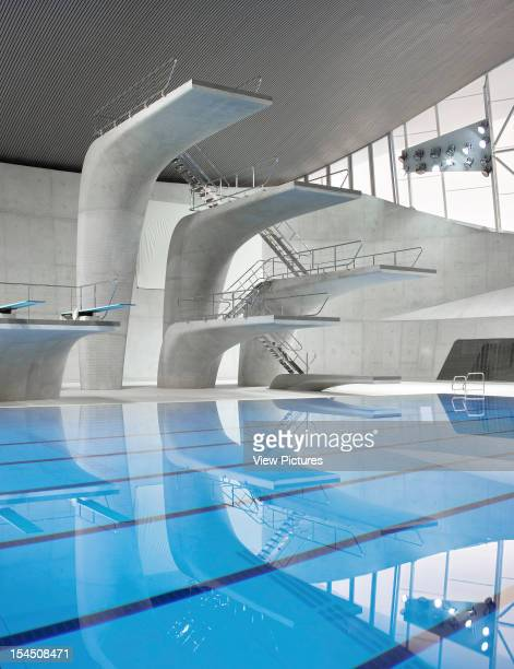 Diving Boards Zaha Hadid Architects United Kingdom Architect