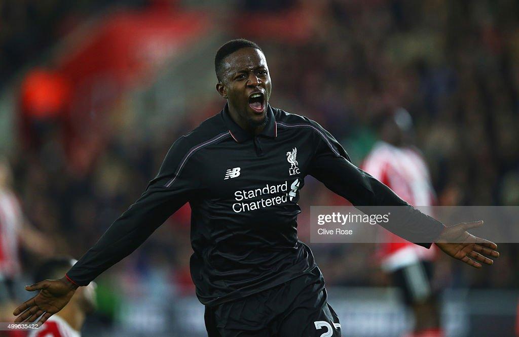 Southampton v Liverpool - Capital One Cup Quarter Final