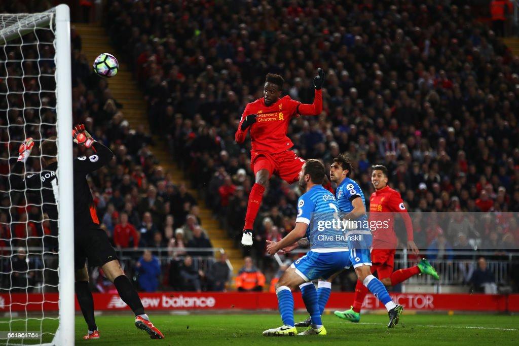 Liverpool v AFC Bournemouth - Premier League