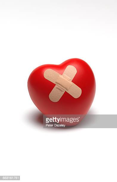 Divorce heart repair