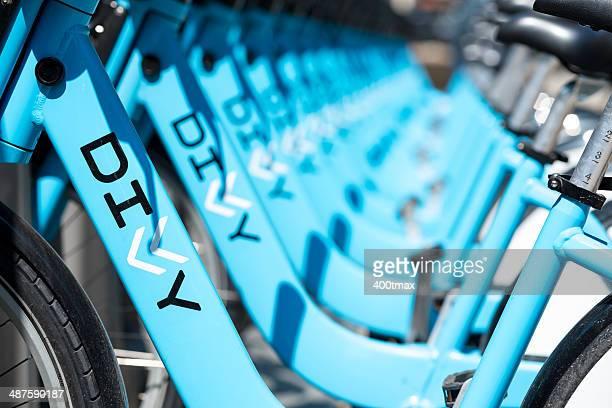 Divvy Bike Rental