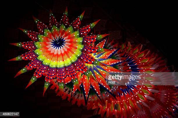 Diwali celebration, Aakash Kandils