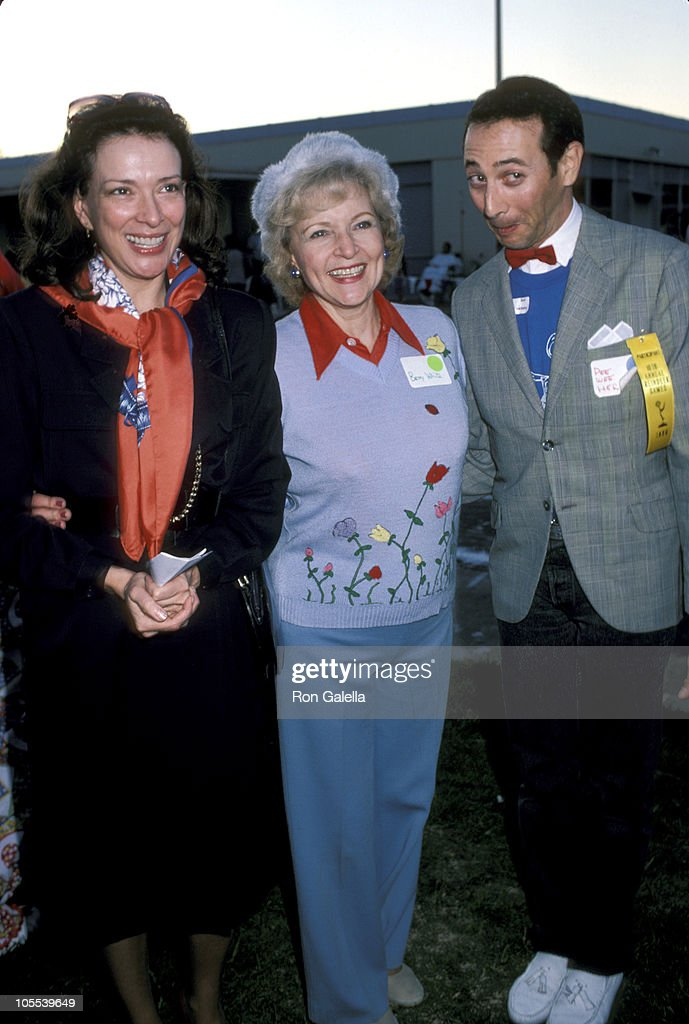 Academy of TV Arts and Sciences Benefit - December 7, 1986