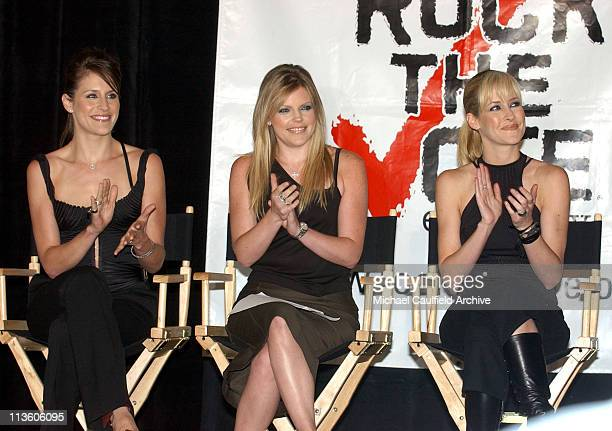 Dixie Chicks' Emily Robison Natalie Maines and Martie Maguire