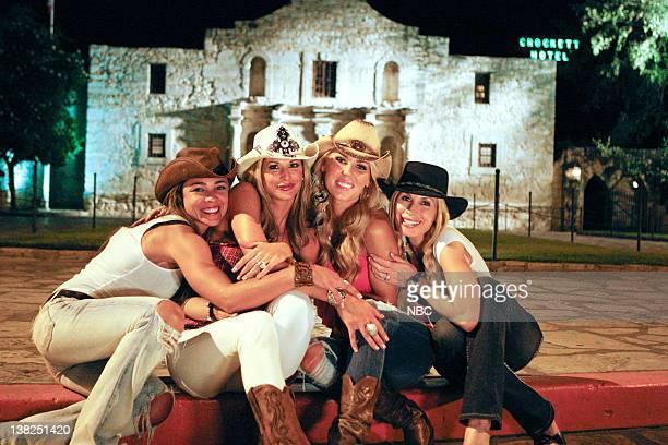 COUNTY 'Dixie Dude Ranch' Pictured Fernanda Rocha Alexis Bellino Gretchen Rossi Peggy Tanous