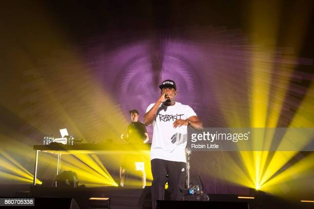 Dizzee Rascal performs at The O2 Academy Brixton Brixton on October 12 2017 in London England