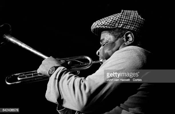 Dizzy Gillespie Performing at New Morning