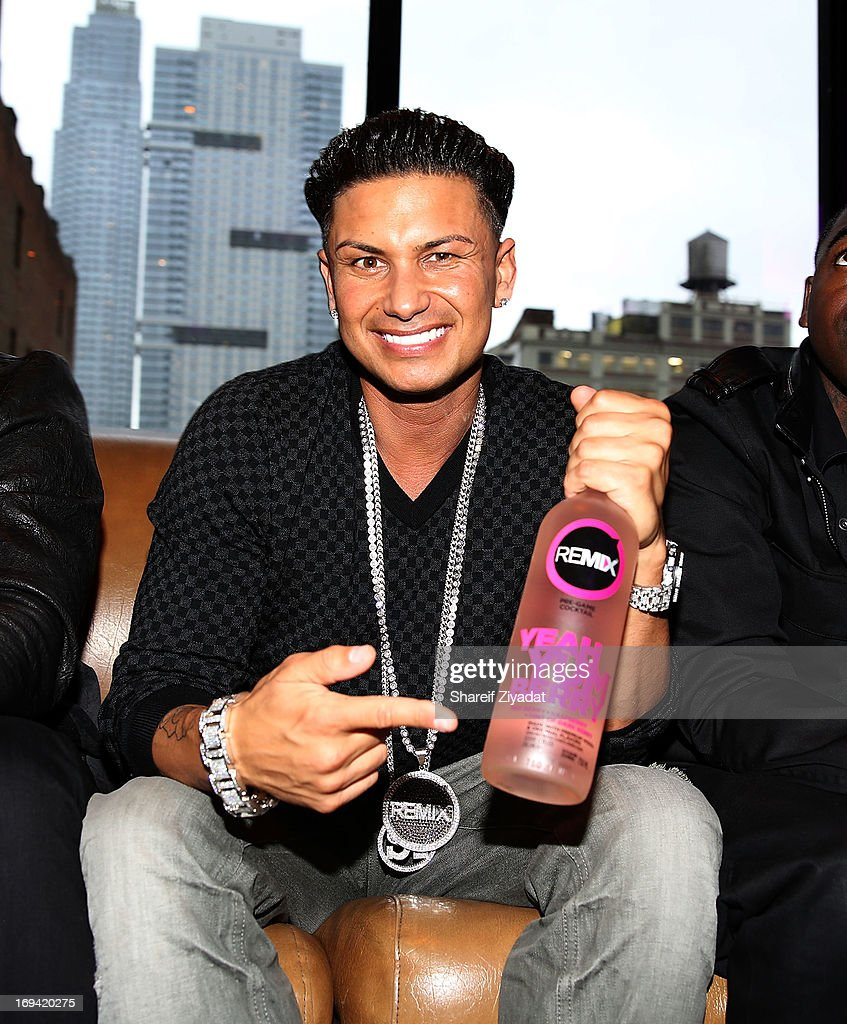 Dj Pauly D attends Hot Summer Kick Off Party at Hudson Terrace on May 23, 2013 in New York City.