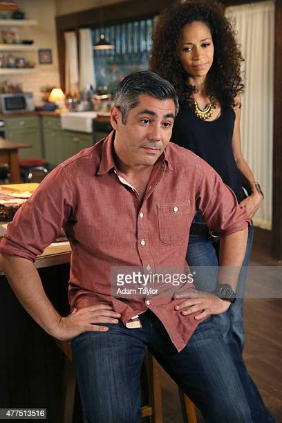 THE FOSTERS 'Dj vu' Callie looks to find out more about AJ in an allnew episode of 'The Fosters' airing Monday June 22 2015 at 800PM ET/PT on ABC...
