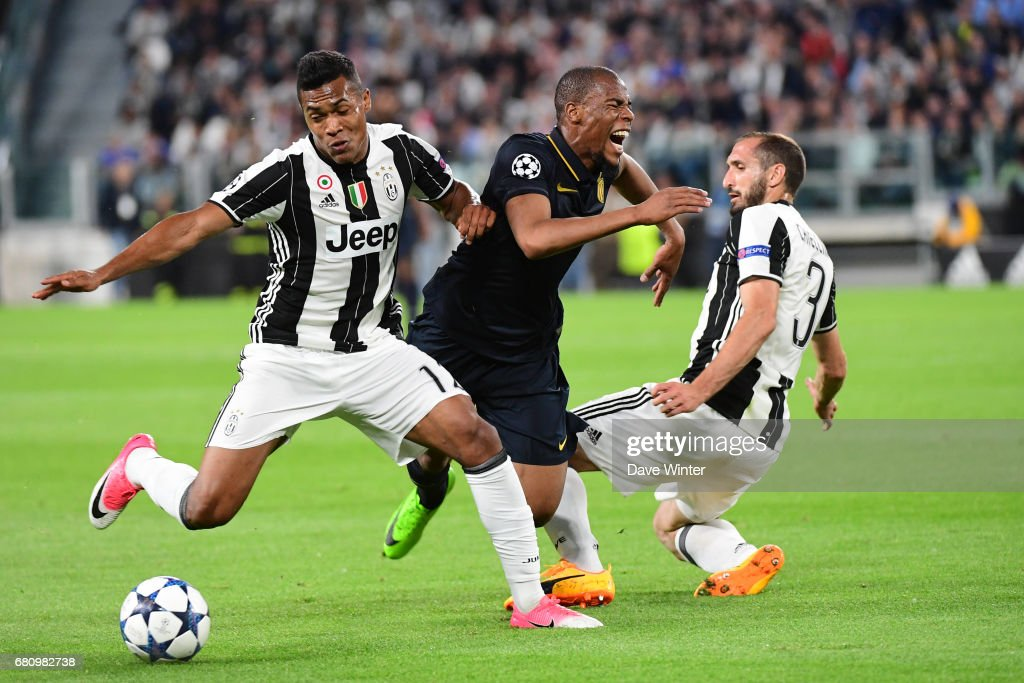 Juventus FC v As Monaco - Uefa Champions League : News Photo